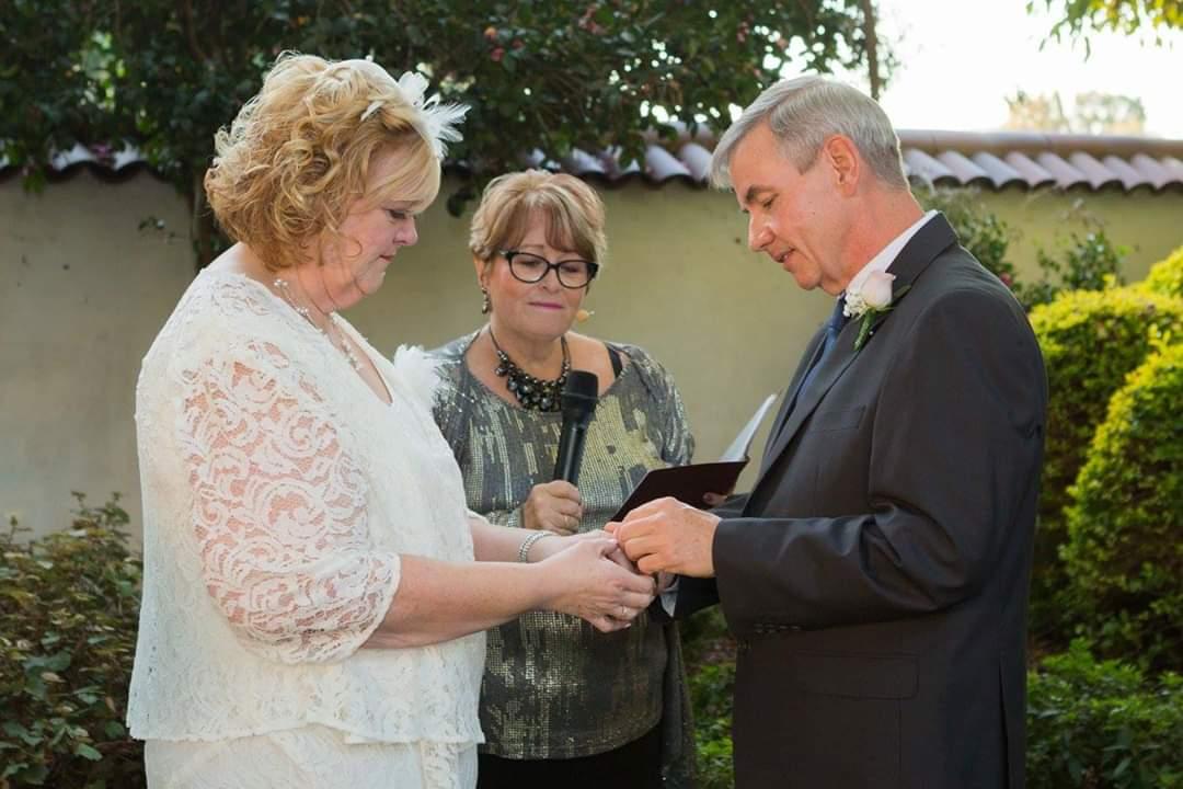 Celebrant Swinbourne Renewal Vows