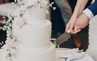 My Wedding Cake Costs More Than My Celebrant